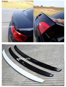 2013-2018 Jetta-6 MK6 G Style ABS painted Rear Trunk Lip Spoiler Boot Wing Spoiler For V-W jetta-6 MK6