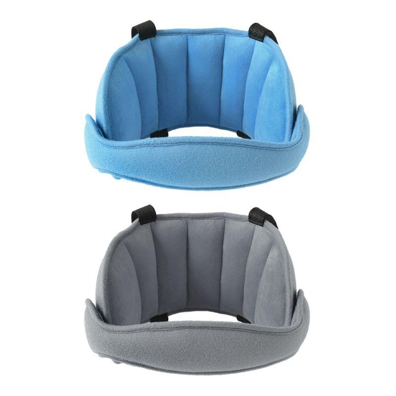 Детские ремни для безопасности головы, чехлы для сидений для малышей, автомобильное сиденье, регулируемый позиционер сна, аксессуары для колясок DXAD