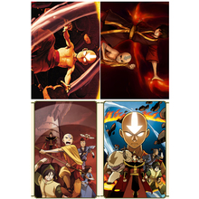 Avatar The Last Air bender Poster picture postcard card sticker