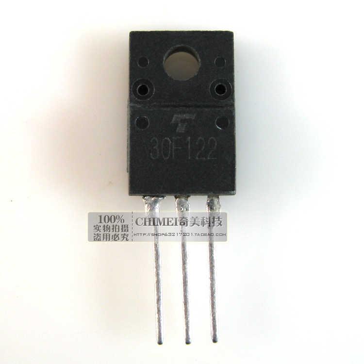Gratis Levering. 30 g122 30 f122 MOS veld effect buis triode LCD veelgebruikte onderdelen