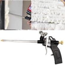 Manual PU Spray Foam Gun Heavy Duty Good Insulation DIY Professional Applicator цена и фото