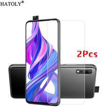 2Pcs For Huawei Honor 9X Glass Film HD Screen Protector Tempered for Protective