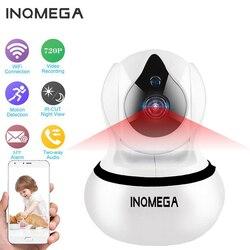 INQMEMA bezpieczeństwo w domu IP kamera Wi Fi 1080P 720P bezprzewodowa kamera sieciowa kamera telewizji przemysłowej nadzoru P2P Night Vision niania elektroniczna baby monitor w Nianie elektroniczne od Bezpieczeństwo i ochrona na
