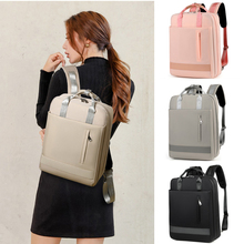 New Anti-theft Bag Travel Backpack Women Large Capacity Business USB Charge Men 15.6 Laptop College Student School