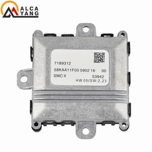 Image 1 - ALC Headlight Adaptive Drive Control Unit Module 7189312/63127189312 FOR BMW E46 E60 E65 E66 E61 E90 E91 3 5 7 Series