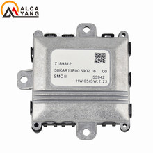 [ALC] reflektor adaptacyjne jazdy moduł sterujący 7189312/63127189312 dla BMW E46 E60 E65 E66 E61 E90 E91 3 5 7 serii