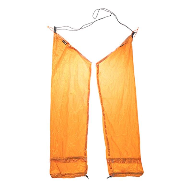 20d ultraleve caminhadas rain-calças ao ar livre