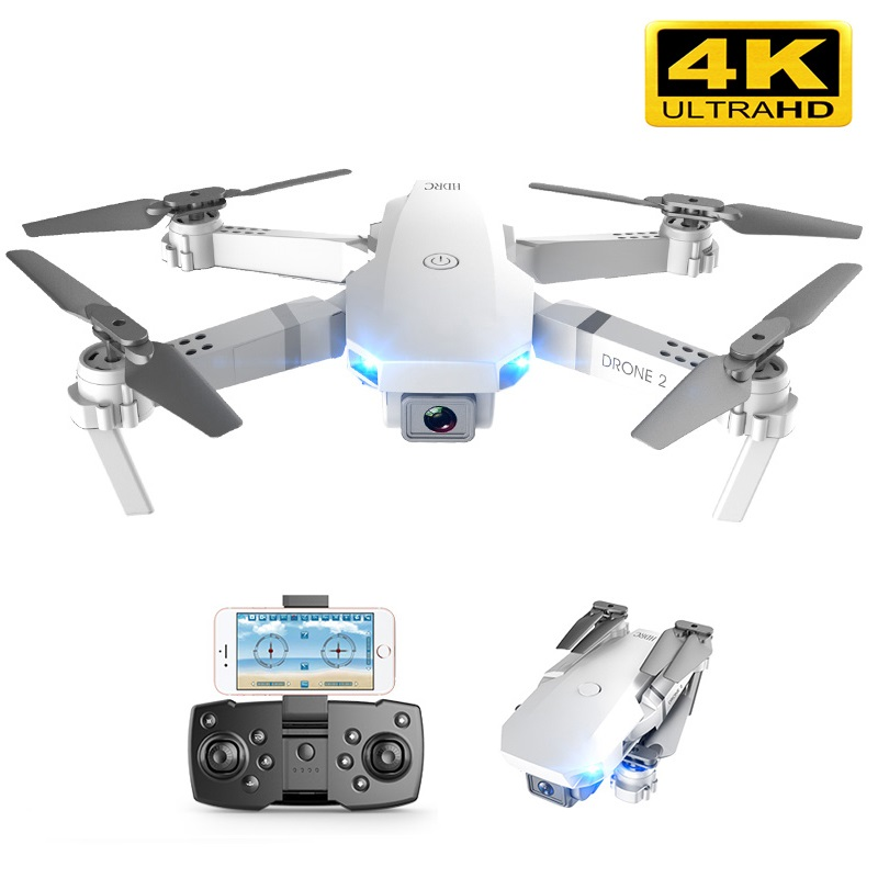 2020 NEW E59 drone hd 4k WiFi real-time transmission drone 4k HD profesional drones with fpv rc Quadcopter children s toy