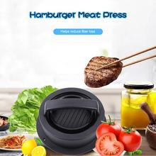 Pie-Making-Tool Meat-Mold Hamburger Round-Shape Kitchen ABS