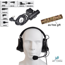 Z-TAC Genuine Upgrade Tactical Headset Noise Reduc