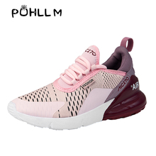 PUHLLM 2019 Women  Running Shoes Sport Fashion Sneakers Casual Tenis Feminino Spring Summer Autumn Winter Big Size 5 Color B84