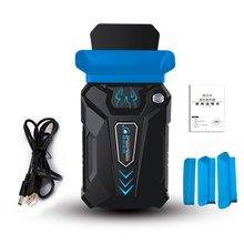 Охладитель с низким уровнем шума, мини-вентилятор для извлечения воздуха, радиатор с интеллектуальным контролем температуры, кулер для ноутбука, вытяжной процессор, кулер