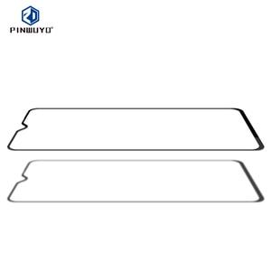 Image 2 - Pour Xiaomi Redmi Note 8 Pro verre trempé couverture plein écran verre trempé protecteur décran pleine protection