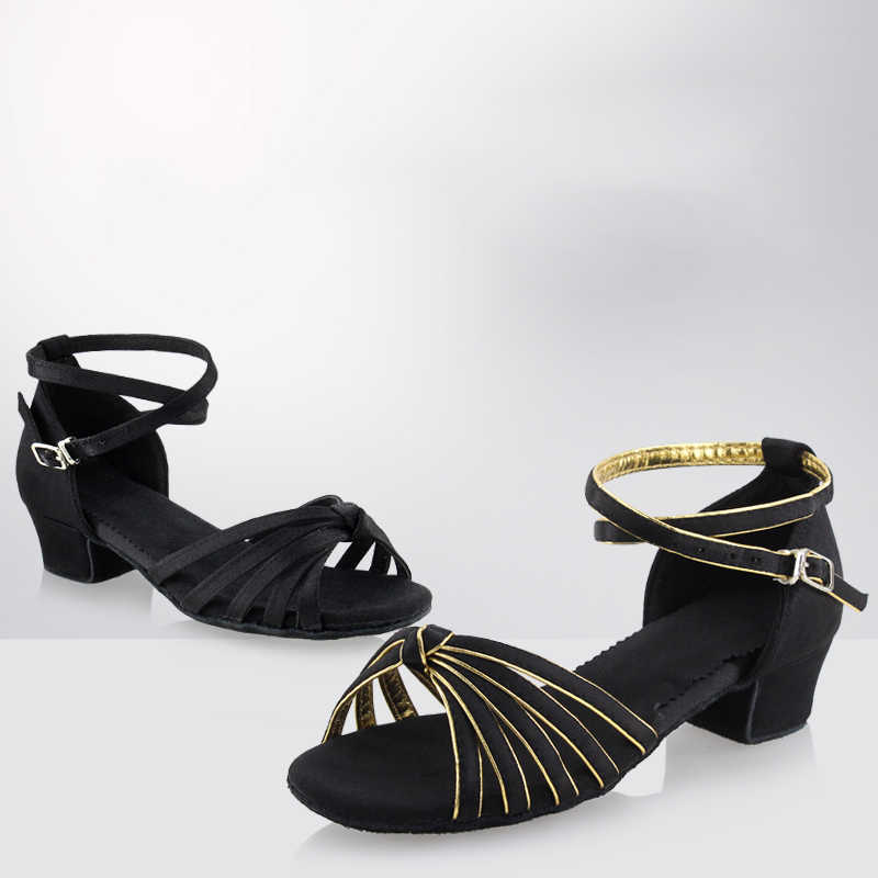 Professionelle Mädchen Tango/Ballsaal/Latin Tanz Schuhe Erwachsenen Frauen Latin Dance Schuhe