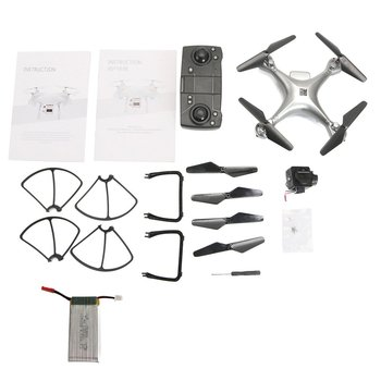 SMRC SMRC S30 RC Drone,Four-axis RC Drone,4K RC Drone,GPS fixed-point positioning RC Drone,RC Helicopter S30 ABS