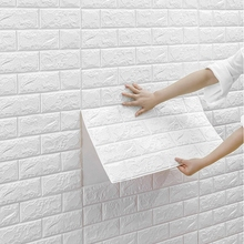 Sticker Wallpaper 3D Self-Adhesive Brick-Pattern CN Home-Decoration Waterproof Continuous