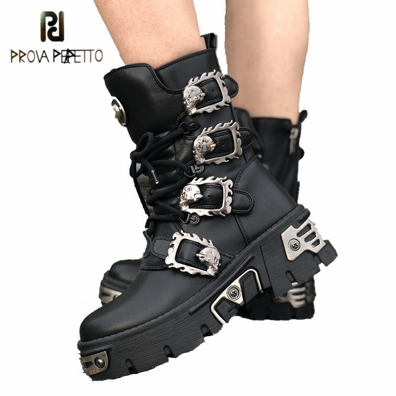 Prova perfetto clássicos microfibra decoração de metal cor sólida botas de tornozelo feminino dedo do pé redondo cruz amarrado wearproof sapatos casuais