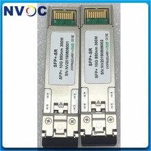 互換性は mikrotik S + 85DLC03D 10 ギガバイト SFP + モジュール 10GBase SR 、 MMF 850nm 300 メートル
