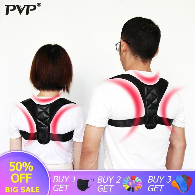 Medical Clavicle Posture Corrector Adult Children Back Support Belt Corset Orthopedic Brace Shoulder Correct  Back Pain