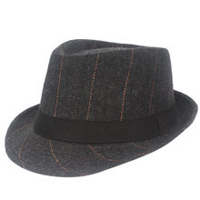Fedoras Cap Black Grey Herringbone Newsboy Boy Exotic Set Uniform Tweed Mens Generous Vintage Beach Exotic Set Summer Hat#C45(China)