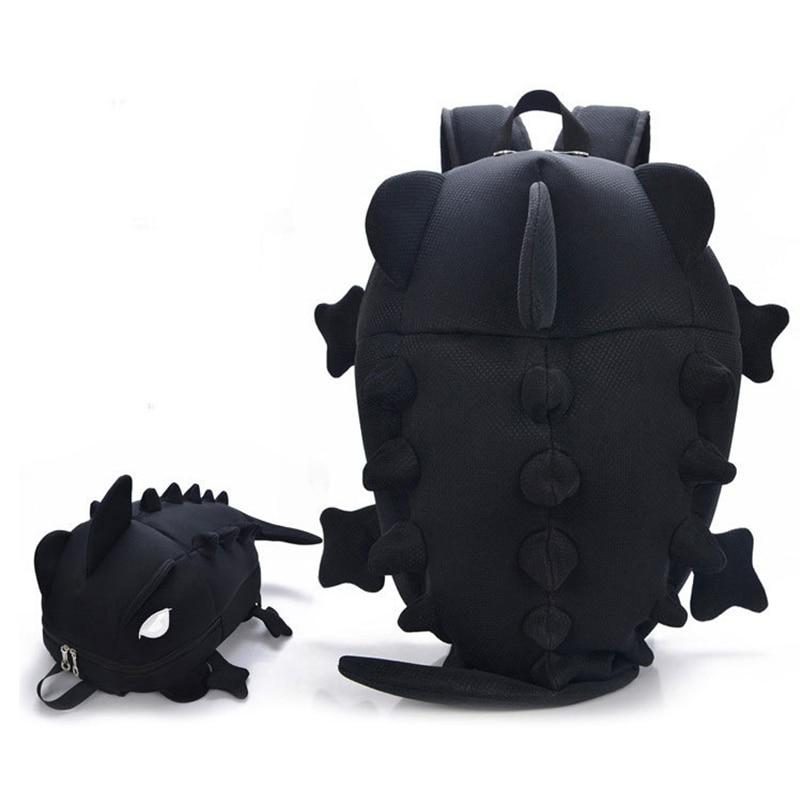Cartoon Mini Bag School Backpack Travel Leather Fashion Bags Handbag Animal Kids