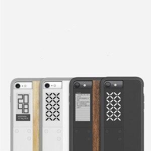 Умный чехол с чернилами для iPhone 7, картридер E для iPhone 8 / iPhone 7, ультратонкий цифровой чехол Assistant с E-ink Display