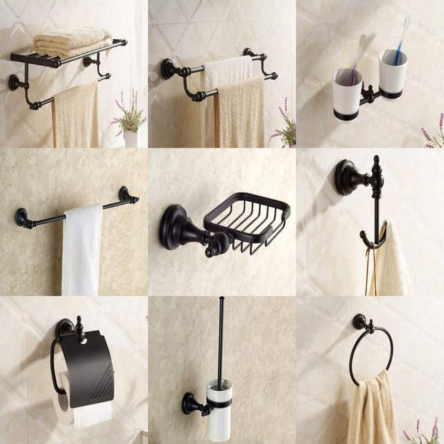 Black Oil Rubbed Bronze Br Bathroom