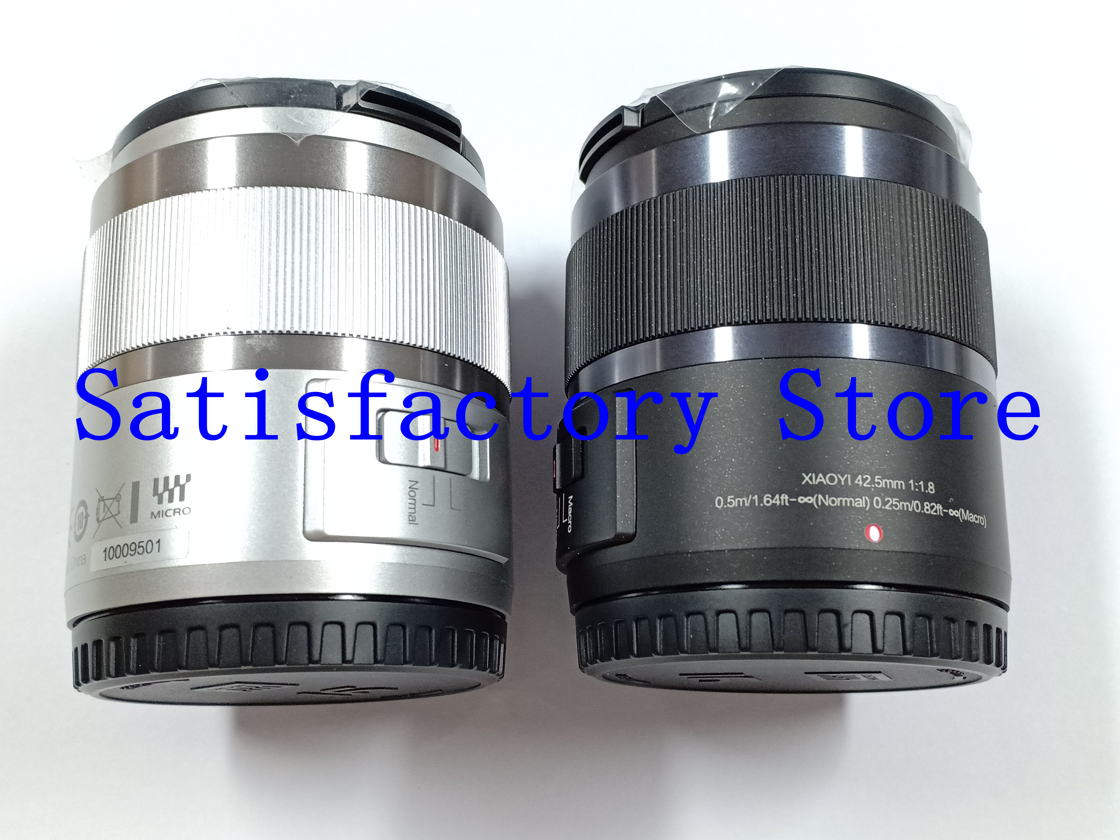 95%New 42.5mm 42.5 F1.8 Fixed Focus Lens For YI M1 For Olympus E-PM1 E-P5 E-PL3 E-PL5 E-PL6 E-PL7 E-PL8 E-PL9 EM5 II Camera