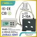 ZHRA3-10MT защита двигателя с интерфейсом RS485 и передатчиком 4-20 мА делают конденсаторы подходящими для изменения нагрузки компрессора хладаген...