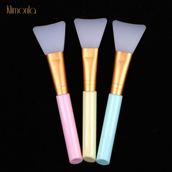 3pcs Soft Silicone Mask Brushes Apply Mixing Facial Mask Makeup Brush Women Skin Face Care For Girl Cosmetic Tools