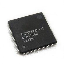 10 adet/grup TSUMV59XE Z1 TSUMV59XE QFP 100 stokta
