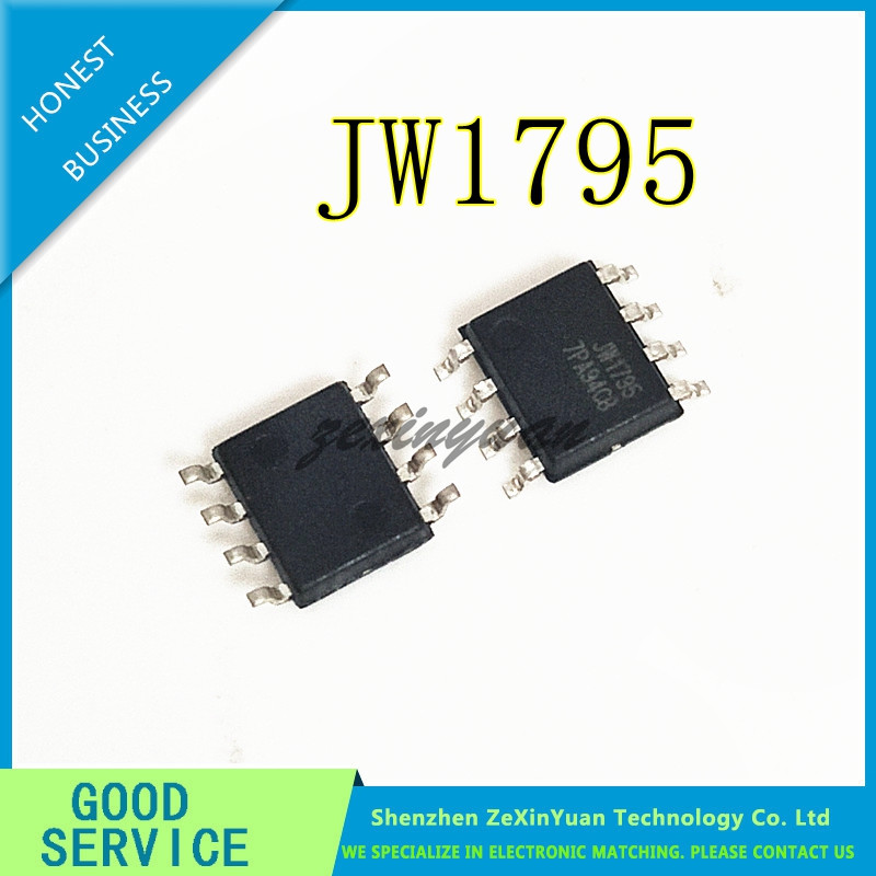 10PCS JW1795 SOP-8 Led Non Isolated Drive Controller