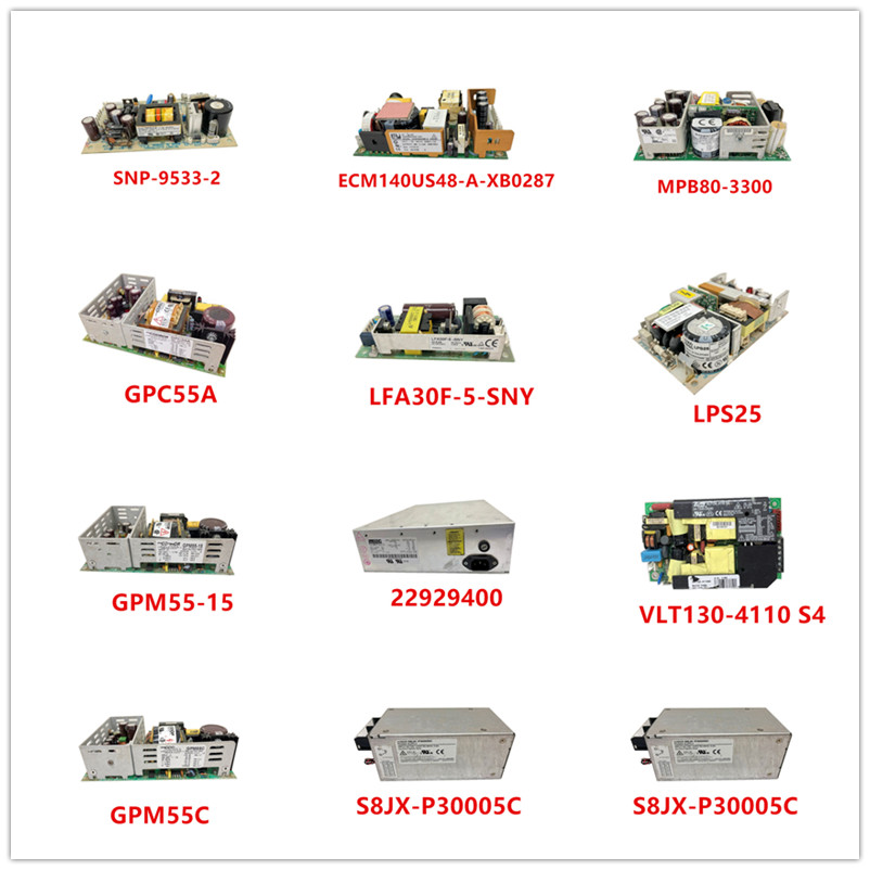 SNP-9533-2|ECM140US48-A-XB0287|MPB80-3300|GPC55A|LFA30F-5-SNY|LPS25|GPM55-15|22929400|VLT130-4110 S4|GPM55C|S8JX-P30005C Used