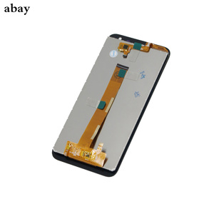 Image 2 - Lcd for Tecno Camon 11 pro CF7 CF8 LCD Display Touch Screen Digitizer Panel Assembly for Tecno Camon 11 CF7 Screen Repair 6.2