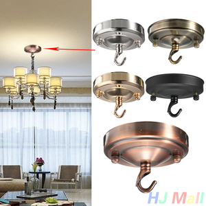 1pcs Retro Ceiling Hook Circul