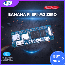 Banana Pi BPI-M2 Zero with WIFI and Bluetooth 1GHz CPU 512MB RAM Linux OS 1080P HD video output free shipping banana pi g1 gateway bpi g1 smart home control center on board wifi bluetooth zigbee open source development board
