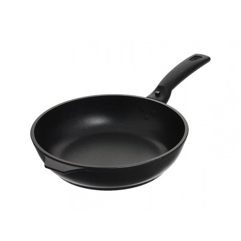 Frying Pan Kukmara, Tradition, 24 Cm, With Non-stick Coating, With Removable Handle