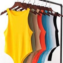Beach Jumpsuit Romper Girl Sexy Autumn Casual Solid Summer Women Brand Slim New