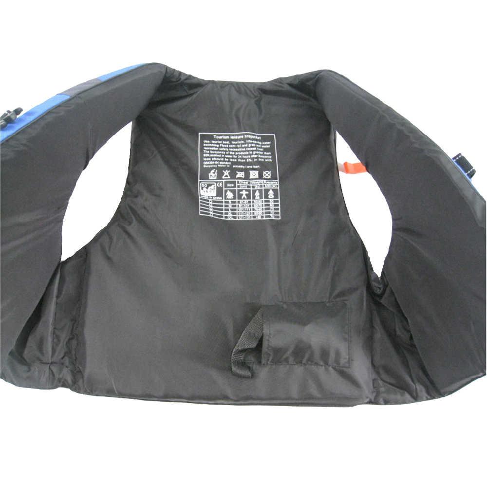 חיצוני רפטינג M-XXL גודל לילדים jacket שחייה למבוגרים שנורקלינג ללבוש דיג חליפת מקצועי נסחף רמת חליפה