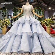 HTL937 vestidos de noche largos de talla grande sin hombro sweetheart bead chain vestido formal vestido de noche de mujeres robe de Soiree élégante