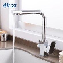 Однотонный латунный Смеситель для питьевой воды кухонный кран