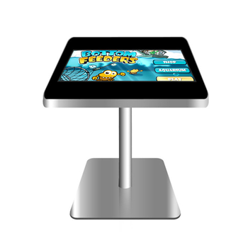 32 43 47 55 Inch LCD  Wifi Digital Pc Buit In Table Games Playing Touchscreen Wireless Charging Kiosk