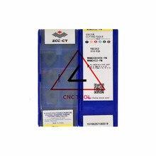 WNMG080408 PM YBC252 10 шт. оригинальный Китай ZCCCT поворотные вставки
