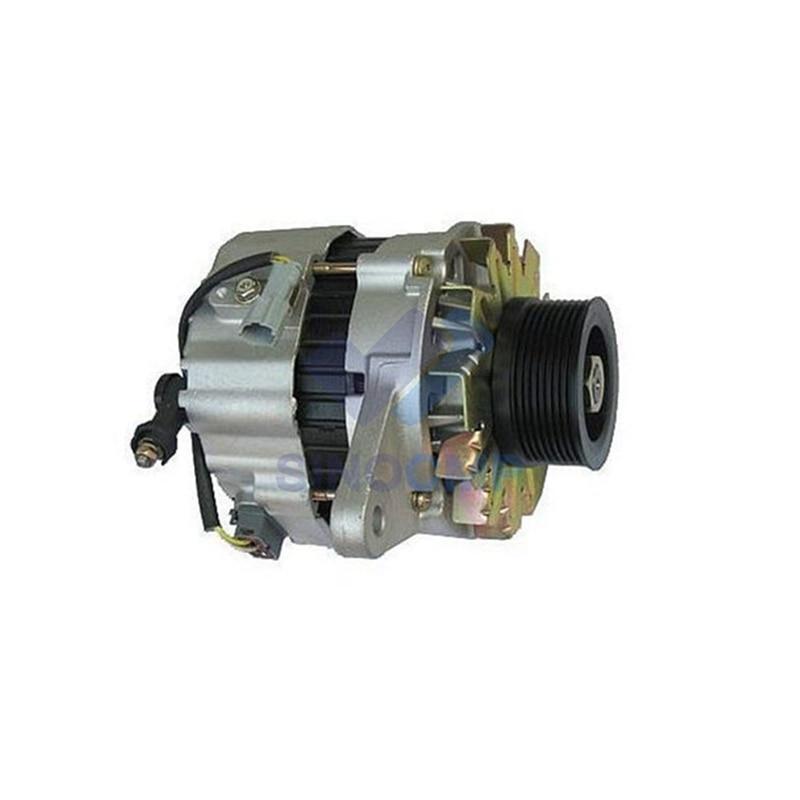 4HK1 Alternator 4687689 히타치 ZX200-3 ZX210-3 굴삭기