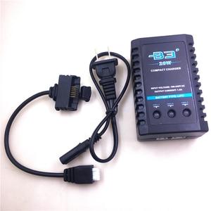 Image 5 - Batterij Oplader Oplaadkabel Adapter Voor Hubsan Zino H117S/Zino Pro Quadcopter Onderdelen