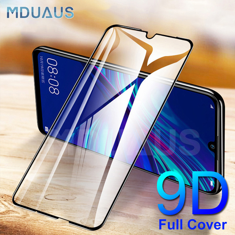 9D Tempered Glass For Huawei Honor 20 Lite 9i 10i 20i 8X 8A 8C 8S 9X V20 V10 20S Screen Protector Safety Protective Glass Film
