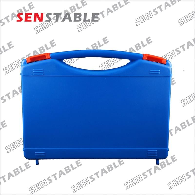 Cassetta degli attrezzi in plastica Valigia per valigetta - Portautensili - Fotografia 5