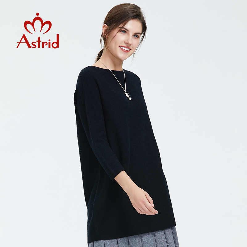 Astrid 2019 가을 새로운 도착 드레스 여성 고품질 블랙 컬러 짧은 여성 패션 의류 여성 점퍼 드레스 laide