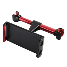 Car Back Seat Phone Holder 360 Degree Rotate Stand Auto Headrest Bracket Support For Tablet PC iPad Mini Pro Accessories