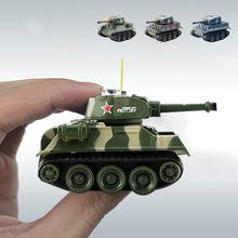 Mini tanque de Control remoto Tiger, simulación proporcional, Control remoto, juguete electrónico, 2019
